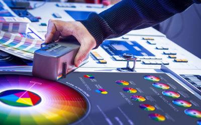 O que é colorimetria e quais são as vantagens para o processo de impressão?